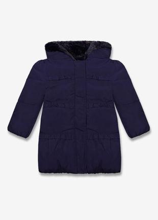 Зимняя куртка для девочки р. 98 104