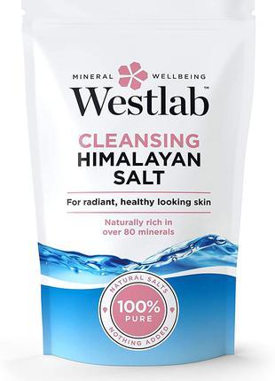 Гималайская соль Westlab ,минеральная соль для ванн ( 5 кг )