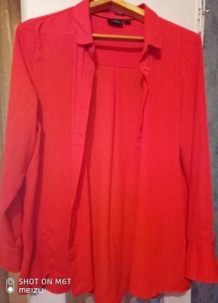 Красивая блузка 50-52 оригинал esmara