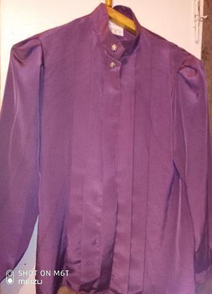 Красивая блузка 48-50 р