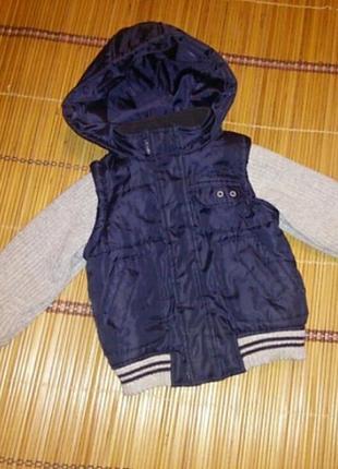 Куртка на 2-3 года  ,  демисезонная  , осенняя