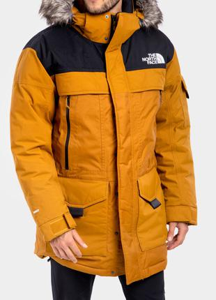 Оригинальная зимняя мужская куртка The North Face McMurdo 2 - ...