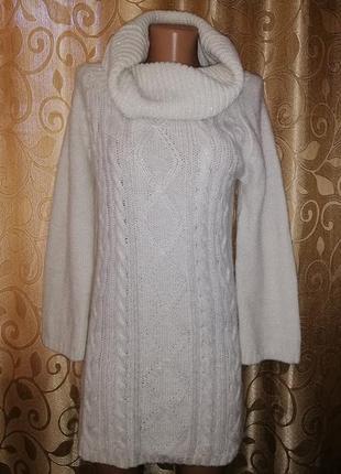 ✨✨✨стильная женская вязаная удлиненная кофта, свитер, туника n...