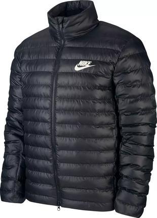 Оригинальная мужская куртка Nike NSW SYN FILL JKT BUBBLE (BV46...