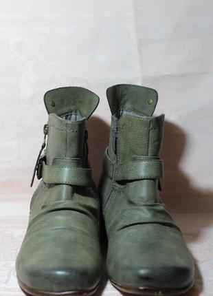 Утепленные ботильоны, ботинки corovelle 39-40