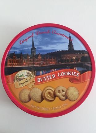 Печенье из Дании Butter Cookies