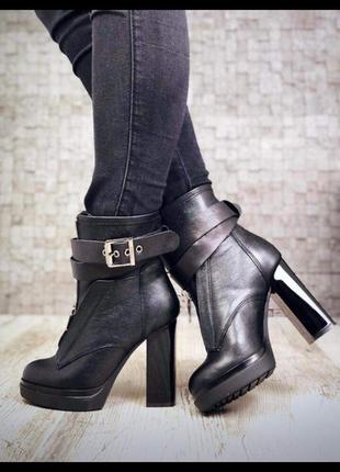 Супер стильные ботинки  avk style