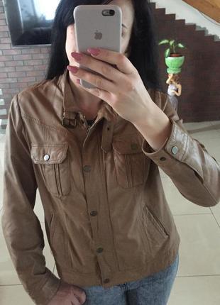 Куртка  кожанная косуха очень стильная куртка кожа