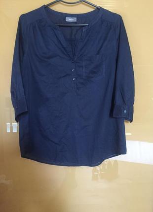 Рубашка блуза блузка хлопок супер легкая  yessica