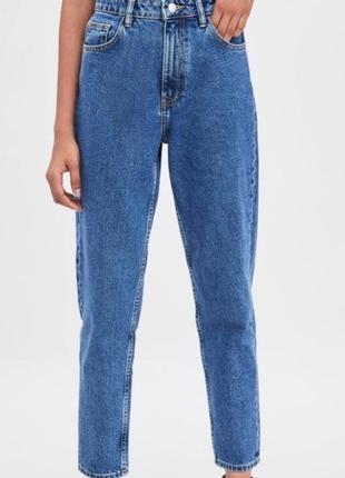Крутые джинсы 🔥🔥с высокой посадкой завышенная талия zara джинс...
