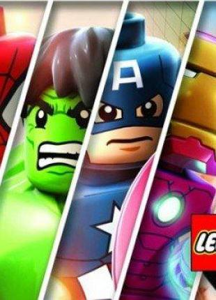 LEGO Marvel Super Heroes ключ активации ПК