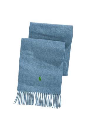 Кашемировый шарф polo ralph lauren