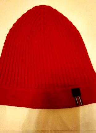 Новая мужская шапка. Tommy Hilfiger