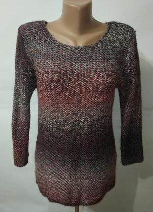 Свитер кофта джемпер стильный модный шерстяной vila clothes uk...