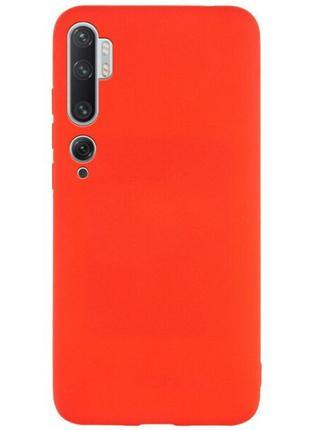Силиконовый чехол на Xiaomi Mi Note 10 / Mi Note 10 Pro / Mi C...