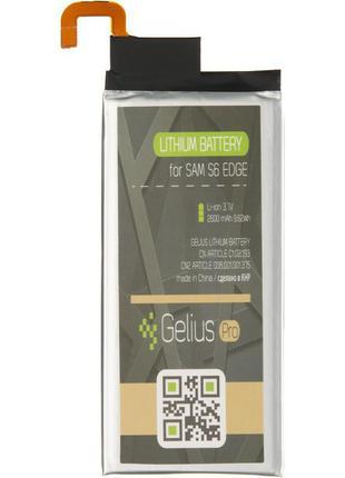 Аккумулятор для Samsung G925 S6 Edge EB-BG925ABE (Батарея на С...