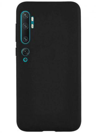 Силиконовый чехол для Xiaomi Mi Note 10 / Mi Note 10 Pro / Mi ...