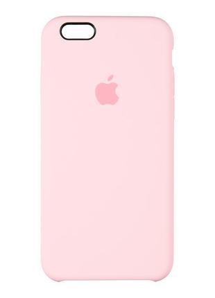 Оригинальный чехол для iPhone 5 Sweet Pink (29) (Silicone Case...