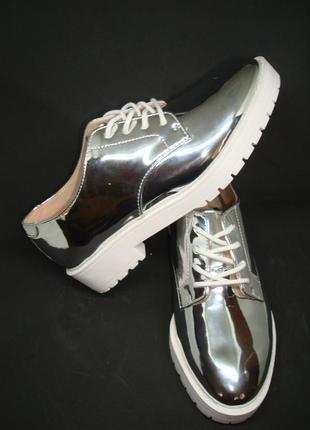 Распродажа! туфли женские bershka испания