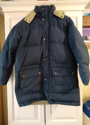 Двусторонняя зимняя куртка brugi
