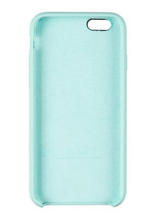 Оригинальный чехол для iPhone 5 Mint (44) (Silicone Case Айфон...