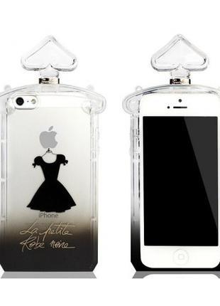 Детский чехол Оригинальный чехол для iPhone 5 / 5s Perfume La ...