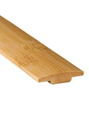 Молдинг бамбук(светлый) СТЫКОВОЧНЫЙ  1850х30х6мм.