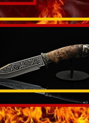 Авторский нож ручной работы
