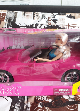 Машина для куклы