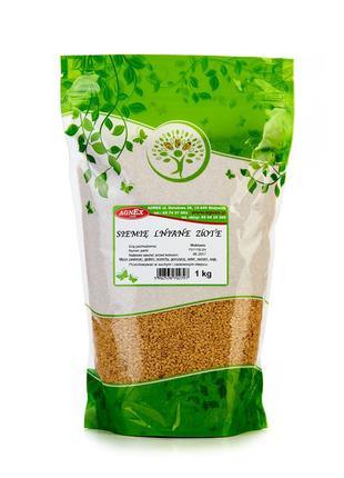 Семена льна золотого, лен золотистый семена 1 кг, Agn