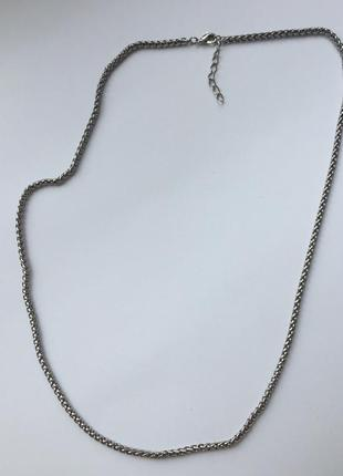 Колье, ожерелье, подвеска, цепочка.