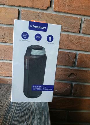 Tronsmart  T6 Bluetooth Динамик Колонка НОВАЯ оригинал
