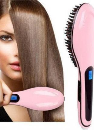 Расческа для выпрямления волос Fast Hair HQT-906 SKL11-130419
