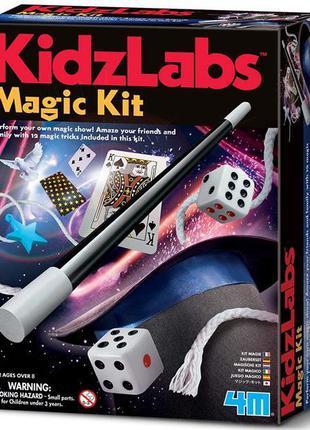 Набор для фокусов 4M Магия (00-03215)