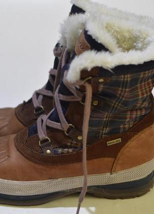 Сноубутсы, снегоходы geox respira geox tex