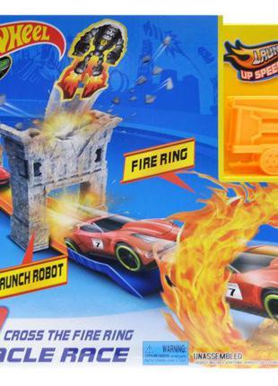 Трек Hot wheel 3080, автотрек хот вилс с машинкой