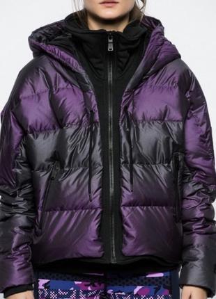 Новый. оригинал. пуховик oversize cocoon nike кокон 550 jacket