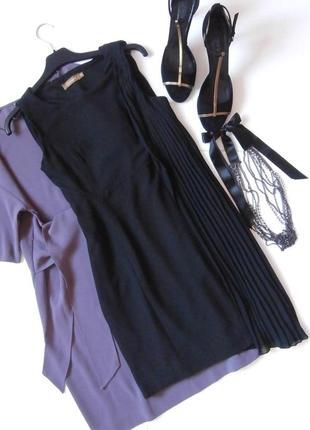 Маленькое черное платье, коктейльное платье, платье футляр