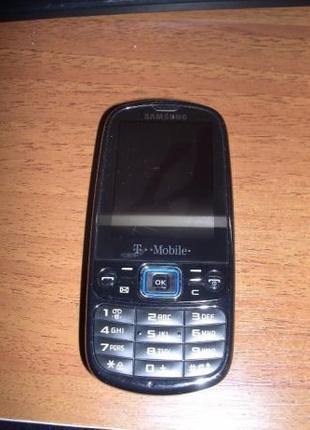 Телефон с клавиатурой Samsung T479 Gravity 3