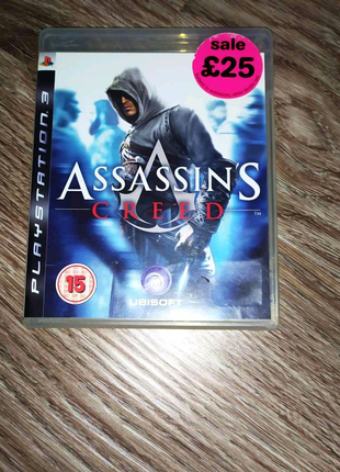 Assassin's creed for playstation 3 slim