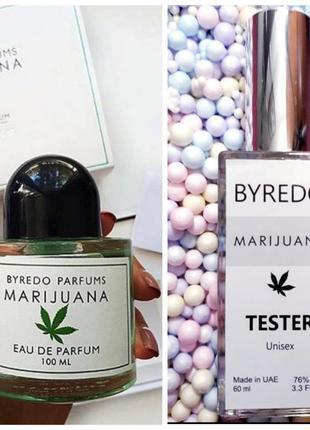 Marijuana арабский тестер 60мл, духи, парфюм, туалетная вода, ...