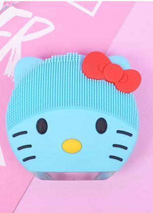 Щетка для очищения лица Kitty Mini2 F_555