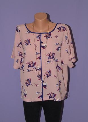 Красивая блузочка 14 размера