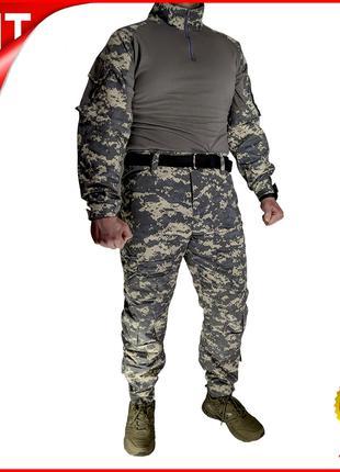 Костюм тактический Lesko A751 Camouflage UCP M (32 р) камуфляж...