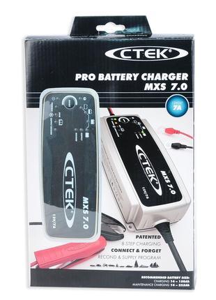 Зарядний пристрій CTEK MXS 7.0