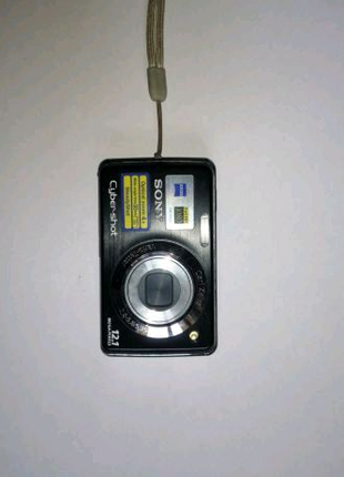 Sony dsc w210