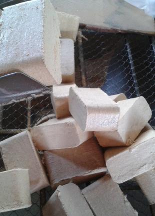 Брикеты топливные RUF от производителя