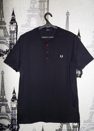 Красивая футболка fred perry разм.l-xl
