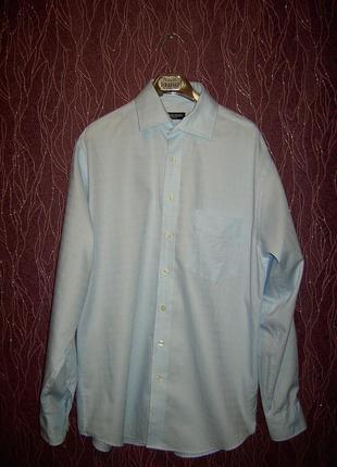 Красивая рубашка balmain разм.xl