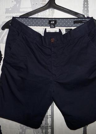 Красивые шорты h&m разм.32